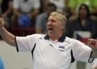 Latvijas vīriešu volejbola izlasi vadīs igauņu speciālists Kēls