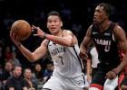 """NBA sezonas pirmā spēle izrādās pēdējā arī """"Nets"""" saspēles vadītājam Linam"""