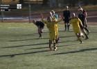 """Video: """"FK Progress/AFA Olaine"""" uzvar un turpina cīņu par iekļūšanu Virslīgā"""