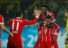"""""""Bayern"""" labāk izmanto iespējas un uzvar """"Der Klassiker"""""""