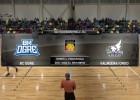 """Video: """"BK Ogre"""" pārliecinoša uzvara BBL spēlē"""