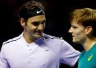 """""""ATP Finals"""" pusfināli: Federers un trīs debitanti"""