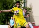 """""""Ventspils"""" pārbaudes mačā piekāpjas Dānijas otrās līgas klubam"""