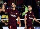 """""""Barcelona"""" vairākumā nospiež """"Villarreal"""" - Svaresam un Mesi pa vārtiem"""