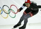 Silovs olimpiskās atlases pēdējā posmā labo Latvijas rekordu 1500m distancē