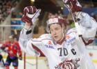 Video: Rīgas ''Dinamo'' Davosā sakauj Magņitogorskas ''Metallurg''