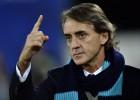 Mančīni neizslēdz iespēju, ka varētu stāties pie Itālijas futbola izlases stūres