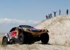 Petransels uzvar un apdzen Al-Atiju, drāma Dakaras moto klasē