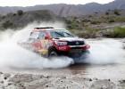Al-Atija triumfē Dakaras rallija garākajā posmā