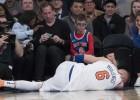 """""""Knicks"""" apstiprina ļaunākās bažas: Porziņģim krustenisko saišu plīsums"""