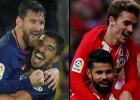 """""""Atletico"""" gandrīz neiespējamā misija - """"Camp Nou"""" saasināt cīņu par Spānijas titulu"""