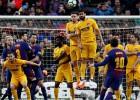 """Mesi izcils brīvsitiens, """"Atletico"""" bezzobainība ļauj """"Barca"""" spert platu soli pretī titulam"""