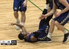 """Video: BK """"Jūrmala"""" uzvar puslaikā, bet zaudē pirmajā BBL finālspēlē"""