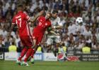 """Čempionu līgas pusfinālos """"Bayern"""" pret """"Real"""", Liverpūle pret Romu"""