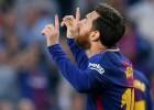 """""""Barcelona"""" tuvojas """"sezonai bez zaudējumiem"""", """"Real"""" zaudē Seviljā"""