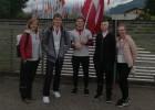 Loka šāvējs Blāze gūst devīto vietu Eiropas jaunatnes kausa posmā