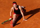Ostapenko no Romas atvadās ar zaudējumu dubultspēļu pusfinālā