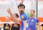 Volejbolists Caics pievienojies Baltijas līgas čempionei