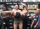 Video: Fjūrijs un Seferi nosveras: 125kg pret 95