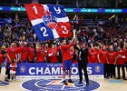 VTB līgā septīto gadu pēc kārtas triumfē CSKA