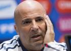 Argentīna pārtrauc sadarbību ar izlases galveno treneri Sampaoli