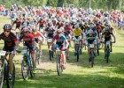 SEB MTB maratona Madonas posmam sportisko intrigu piedos LČ vērtējums