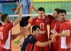 Sudraba līgā volejbolā triumfē Horvātija