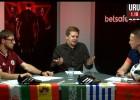 "Video: ""Gols! Uj, Štanga!"": Koscinkevičs skaidro Pasaules kausa favorītu nedienas"