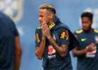 Neimārs atsācis treniņus ar Brazīlijas izlasi