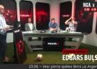 """Video: """"Gols! Uj, Štanga"""": par spīti blāvajai spēlei Dubra prognozē Mesi vietu 1/8 finālā"""