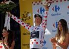 """""""Tour de France"""" izcili braukušais Skujiņš atzīts par gada labāko Latvijas riteņbraucēju"""