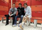 """Kasano: """"Ronaldu ir kā Nadals, Mesi - kā Federers"""""""