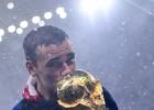 2018. gada labākā spēlētāja titulam izvirzīti trīs Pasaules kausa ieguvēji