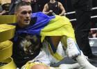 Džošua ieinteresēts cīņā pret Usiku, Beljū pret ukraini cīnīsies pirmajā smagajā svarā