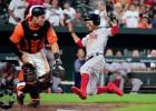 """""""Red Sox"""" divreiz apspēlē """"Orioles"""""""