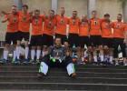 """Šovasar """"Czech Open"""" tālāk par astotdaļfinālu latviešu klubi netiek"""