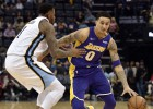 """Kuzma: """"Nesaprotu, kāpēc cilvēki """"Lakers"""" noraksta tikai tāpēc, ka esam jauna komanda"""""""