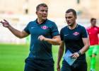 """Jūrmalas """"Spartaka"""" treneru korpusu pamet arī asistenti Cauņa un Kalašņikovs"""