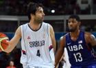 No pieciem NBA vīriem paliek tikai divi: Serbija arī bez Teodosiča un Marjanoviča
