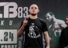 """Latvijas MMA cīkstonim Skrīveram līgums ar ASV kompāniju """"Karate Combat"""""""