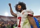 """No NFL izmestais protestētājs Kaperniks kļūst par """"Nike"""" jubilejas seju"""