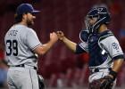 """Mehija ar diviem """"Home run"""" nodrošina """"Padres"""" uzvaru"""
