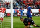 Šveice Nāciju līgā sadragā Islandi ar 6:0
