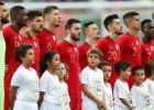 Portugāle bez Ronaldu Nāciju līgu sāks pret Itāliju, Andora uzņems Kazahstānu