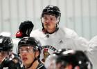 """""""Senators"""" nosūta Balceru uz fārmklubu, uz AHL dodas arī Bindulis"""