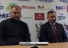 Video: OHL: HK Zemgale/LLU - HK Mogo. Pēcspēles preses konference