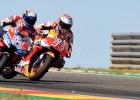 """Markess ar uzvaru Aragonā palielina savu pārsvaru """"Moto GP"""" kopvērtējumā"""
