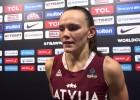 """Video: Šteinberga: """"Šī pieredze noderēs Eiropas čempionātā"""""""