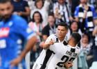 """Itālijas milžu cīņā Ronaldu un Mandžukičs nokārto """"Juventus"""" uzvaru"""