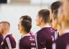 Nosaukti Latvijas izlases kandidāti Eiropas čempionāta atlases spēlēm